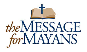 The Message for Mayans logo